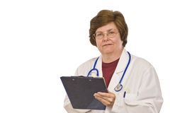 Friendly Doctor Stock Photography