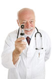 Friendly Doctor - Medical Exam Stock Photos