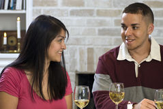Friendly Get Together Stock Images