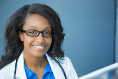 Friendly healthcare professional Royalty Free Stock Photo