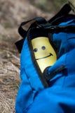 Friendly hiking. Hiking may be a lot of fun Royalty Free Stock Image
