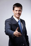 Friendly man Royalty Free Stock Photography