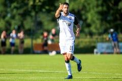 Friendly match RSC Anderlecht vs PAOK Royalty Free Stock Photos