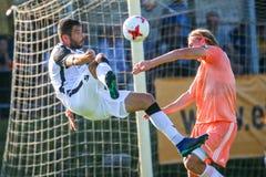 Friendly match RSC Anderlecht vs PAOK Stock Photography
