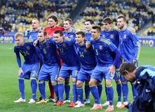 Friendly match Ukraine vs Wales in Kyiv, Ukraine Stock Photography