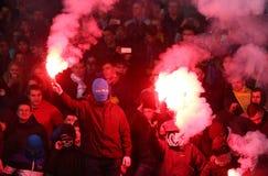 Friendly match Ukraine vs Wales in Kyiv, Ukraine Royalty Free Stock Photography