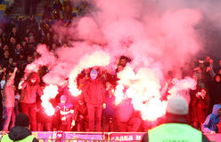 Friendly match Ukraine vs Wales in Kyiv, Ukraine Royalty Free Stock Images