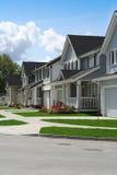 Friendly neighborhood Stock Image