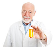 Friendly Neighborhood Pharmacist Royalty Free Stock Photo