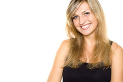 Friendly Smile Royalty Free Stock Photography