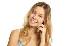 Friendly Smile Royalty Free Stock Photo