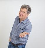 Friendly smiling man Stock Image