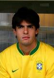 Friendly soccer match Brasil vs Algeria Stock Photo