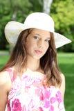 Friendly teen girl Royalty Free Stock Photos