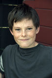 Friendly teenager boy Royalty Free Stock Photos
