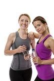 Friendly workout Stock Photos