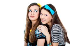 Friends Royalty Free Stock Photos