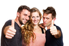 Friends Royalty Free Stock Photography