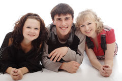Friends 3 Royalty Free Stock Photography