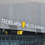 Friends Arena Royalty Free Stock Image