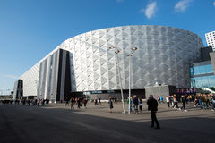 Friends Arena in Stockholm Stock Photo