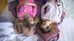 Friends bff conversation closeness girls leisure. Friendship bff mates communication conversation. love closeness. girls talking. teenage mates lifestyle leisure Royalty Free Stock Photos
