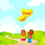 Friends Forever Royalty Free Stock Photo