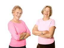 friends mature women Στοκ Φωτογραφία
