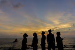 Friends Stock Photo