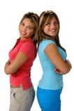 friends sisters Стоковое фото RF