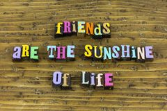 Free Friends Sunshine Life Love Bff Friendship Friend Kindness Royalty Free Stock Image - 159783906