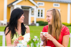Friends together Royalty Free Stock Image
