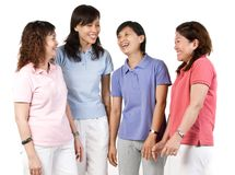 Friends Together Stock Photography