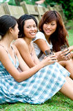 Friends together Royalty Free Stock Photography