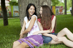 Friendship. Royalty Free Stock Photo
