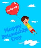 Friendship Day Stock Photo
