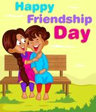 Friendship Day Royalty Free Stock Photo