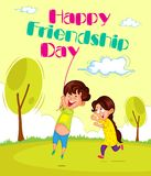 Friendship Day Royalty Free Stock Images