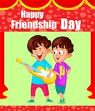 Friendship Day Stock Images