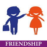 Friendship Royalty Free Stock Photo