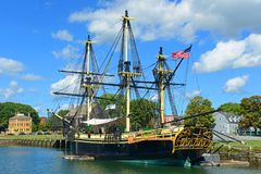 Friendship Of Salem, Salem, Massachusetts Stock Photography