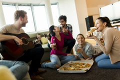 Friendship and party Royalty Free Stock Photos