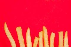 fries франчуза Стоковые Изображения