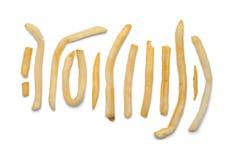 fries royalty-vrije stock afbeelding