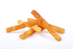 Fries Royalty Free Stock Photography