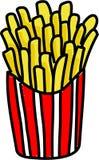 fries бесплатная иллюстрация
