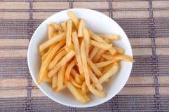 fries франчуза Стоковые Изображения RF