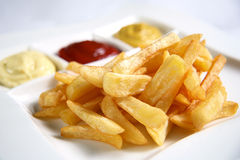 Fries Royalty Free Stock Photo