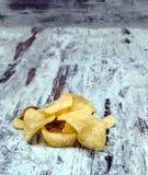 Fries Royalty Free Stock Photos