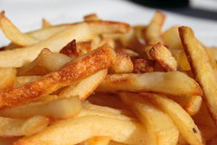 Fries Royalty Free Stock Photos